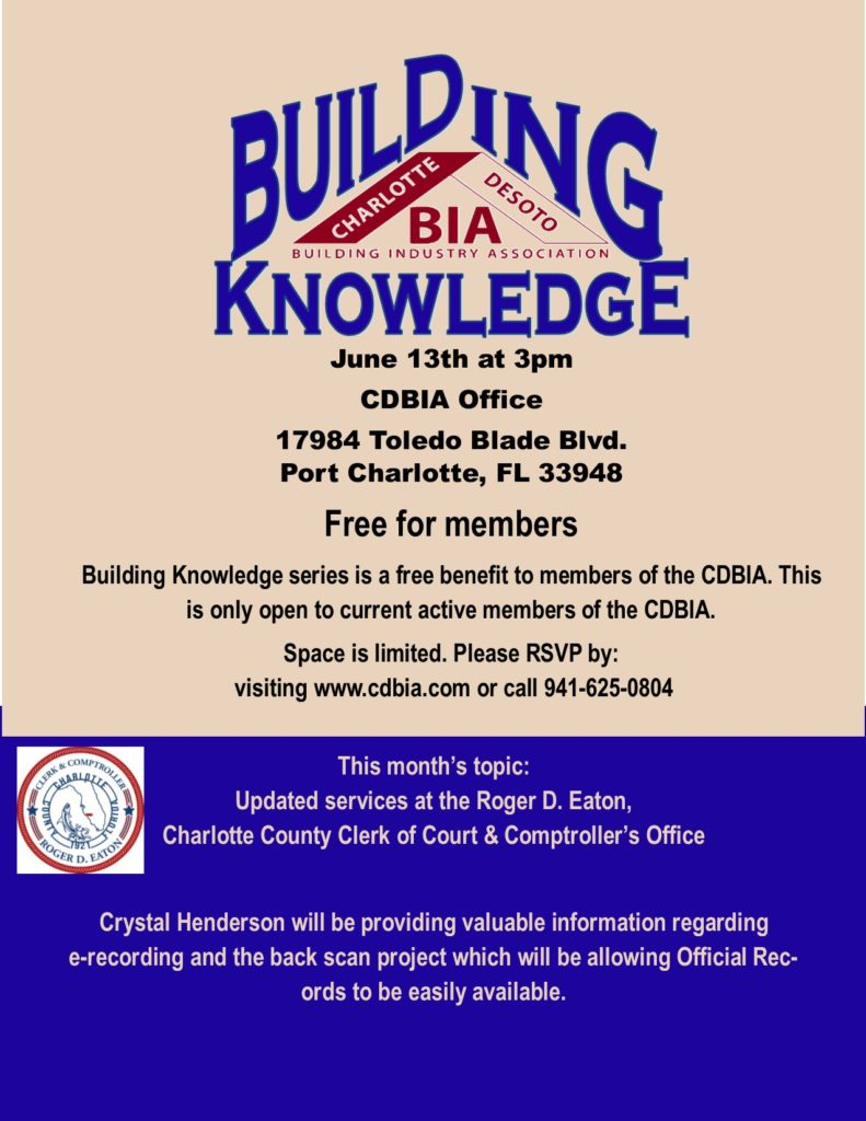 Building Knowledge: Updated services at the office of the CC Clerk