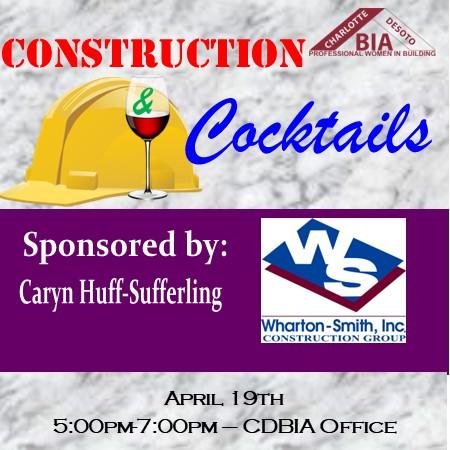 2021.04.19 Construction & Cocktails