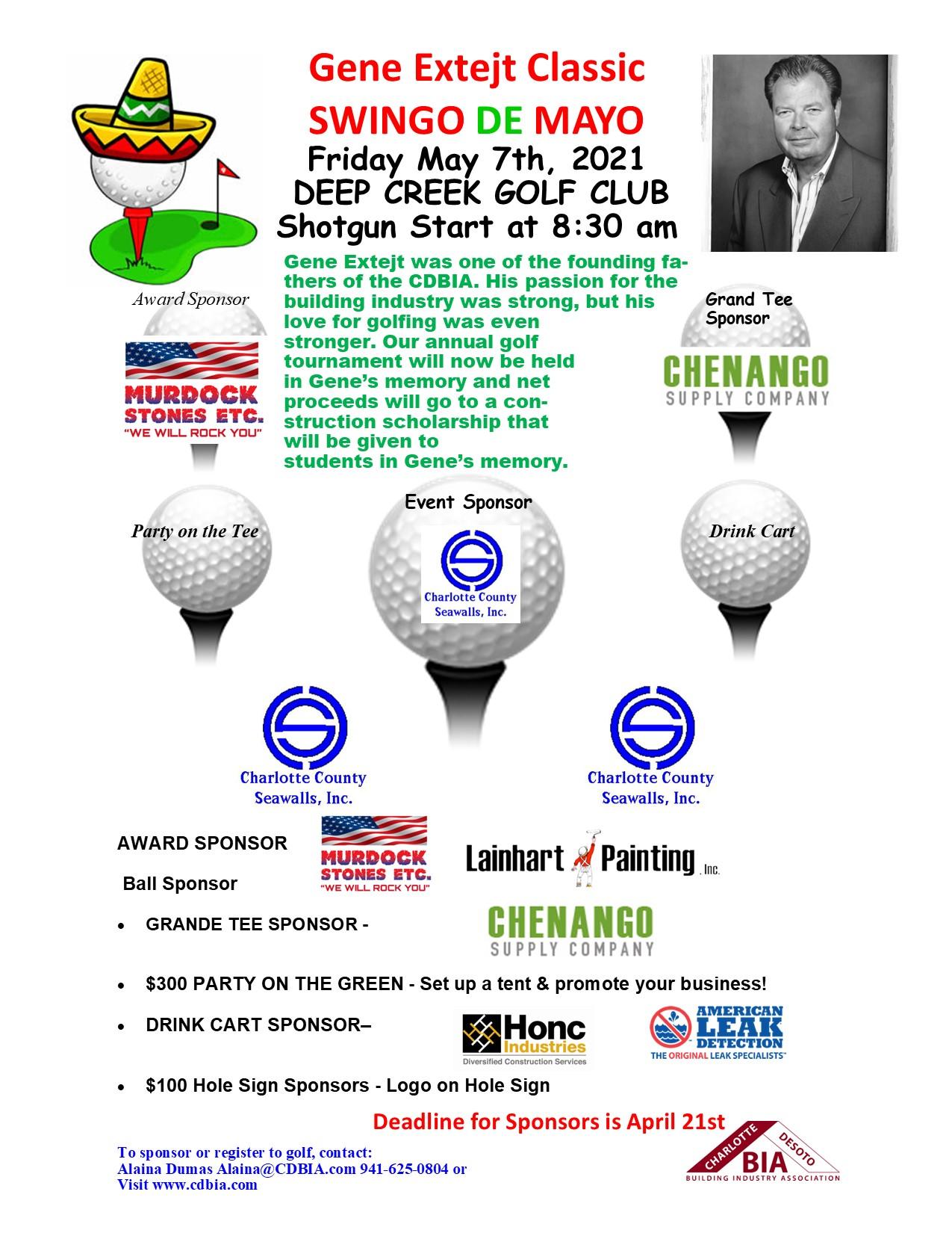 golf sponsor 2021sponsorsincluded