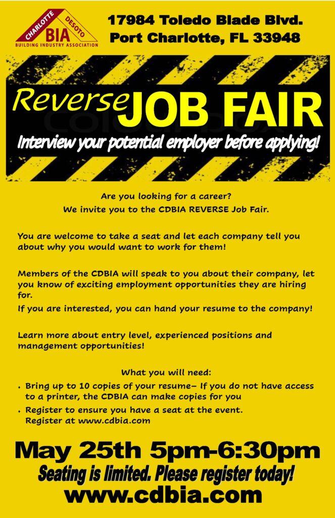 2021.05.25 Job Fair