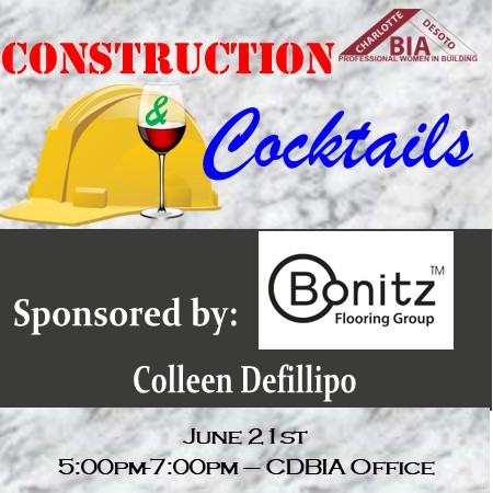 2021.06.21 Construction & Cocktails