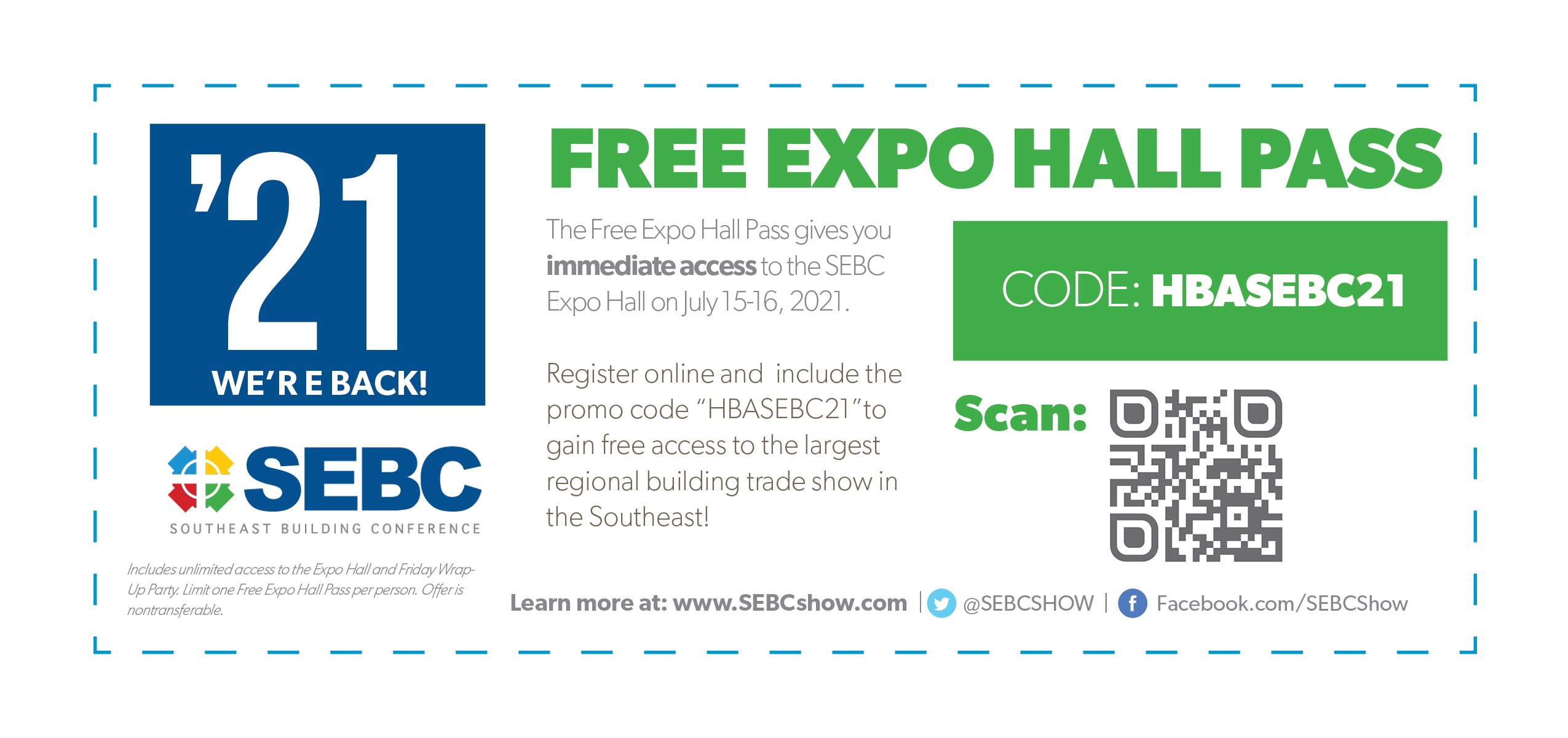 expo-hall-pass-coupon-2021-Current-Member
