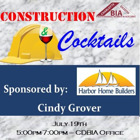 2021.07.19 Construction & Cocktails